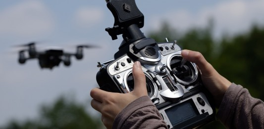DRONEDANMARK.dk - Hold dig orienteret om droner med DR.dk