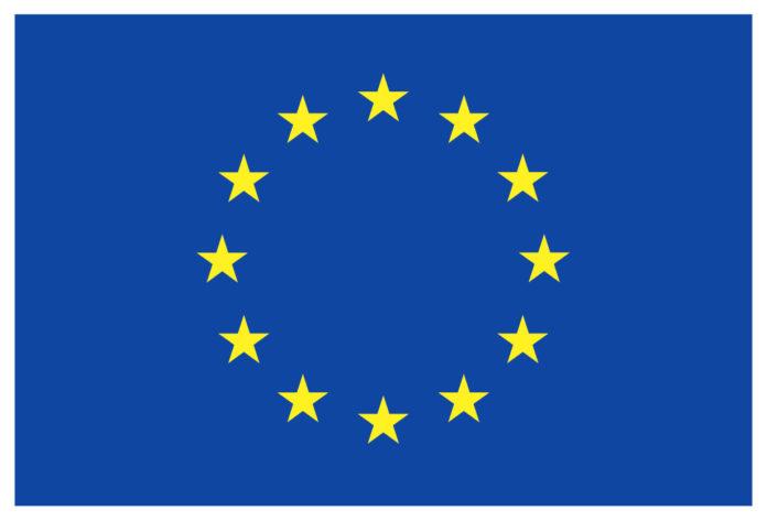 EU flag dronedanmark.dk