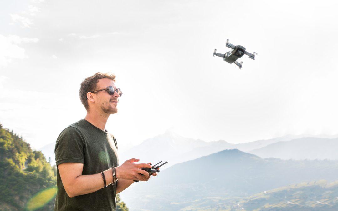 Droneforsikring med Topdanmark